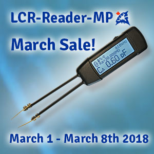 March Sale LCR-Reader-MP