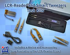 LCR-Reader and Smart Tweezers Task Kits